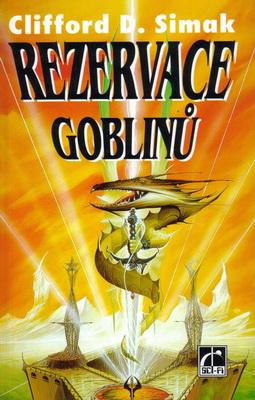 Rezervace goblinů | Czech Republic, Laser 1997 | Cover: Jones, Peter Andrew