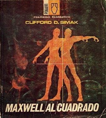 Maxwell al cuadrado | Spain, Pomaire 1969 | Cover: Enrich