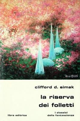 La riserva dei folletti | Italy, Libra Editrice 1980 | Cover: Allison