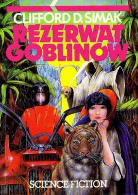Rezerwat goblinów | Poland, Alfa 1992 | Cover: Obłucki, Janusz