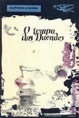 O Tempo dos Duendes   Portugal, Livros do Brasil 1969   Cover: Freitas, Lima de