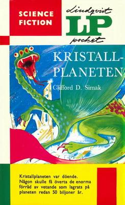 Kristallplaneten | Sweden, Lindqvist 1970