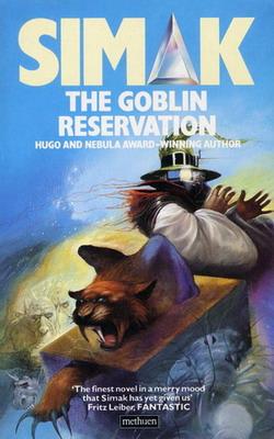 The Goblin Reservation | UK, Methuen 1987 | Cover: Grant, Melwyn