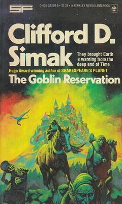 The Goblin Reservation | USA, Berkley Medallion 1977