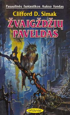 Žvaigždžių paveldas | Lithuania, Eridanas 2000 | Cover: Pennington, Bruce