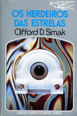 Os Herdeiros das Estrelas | Portugal, Livros do Brasil 1979