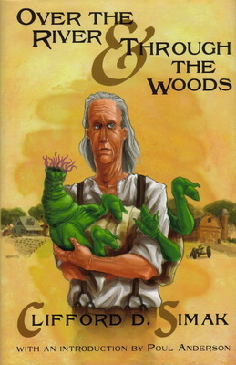 Over the River & Through the Woods | USA, Tachyon Publications 1996 | Cover: Dashow, Michael