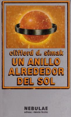 Un anillo alrededor del Sol | Spain, Edhasa 1986 | Cover: Vivas, Julio