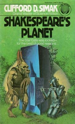 Shakespeare`s Planet | Kanada, Del Rey / Ballantine 1982 | Titelbild: Sweet, Darrell K.
