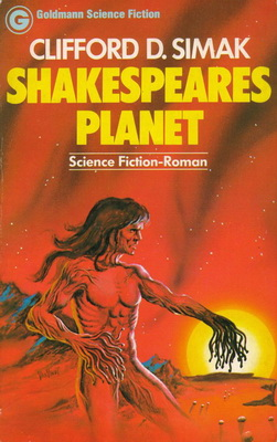 Shakespeares Planet | Deutschland, Goldmann 1979 | Titelbild: Feindt, Olof