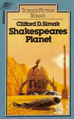 Shakespeares Planet | Deutschland, Goldmann 1981 | Titelbild: Hay, Colin