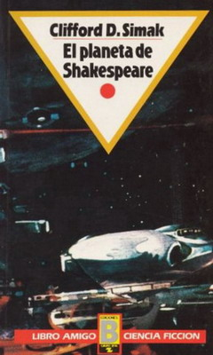 El planeta de Shakespeare | Spain, Ediciones B 1987 | Cover: Taché, Jordi