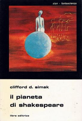 Il pianeta Shakespeare | Italien, Libra Editrice 1978 | Titelbild: Allison