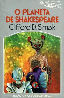 O Planeta de Shakespeare | Portugal, Livros do Brasil 1977
