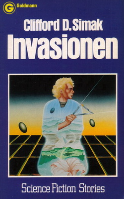 Invasionen | Germany, Goldmann 1979 | Cover: Rogner, Jürgen F.