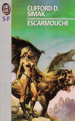 Escarmouche | France, J`ai Lu 1996 | Cover: Vallejo, Boris