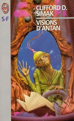 Visions d`antan | France, J`ai Lu 1997 | Cover: Kervévan, Jean-Yves