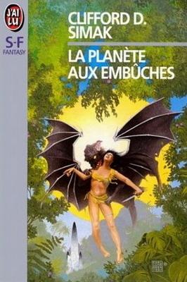 La Planète aux embûches | France, J`ai Lu 1992 | Cover: Lundgren, Carl