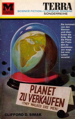 Planet zu verkaufen | Germany, Moewig 1966 | Cover: Stephan, Karl