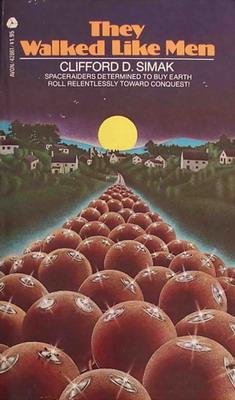 They Walked Like Men | USA, Avon 1979 | Cover: Esteves, Jan