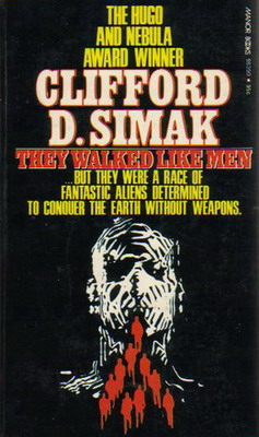 They Walked Like Men | USA, Manor Books 1975 | Cover: Destefano, Tony