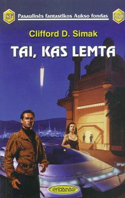 Tai, kas lemta | Lithuania, Eridanas 2003 | Cover: Youll, Steven