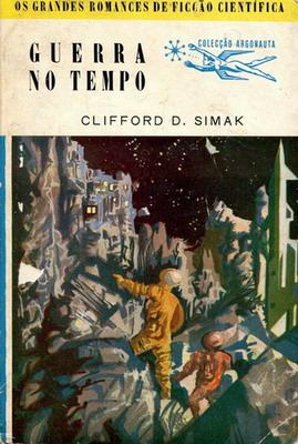 Guerra no Tempo   Portugal, Livros do Brasil 1956