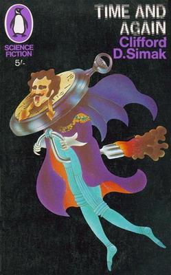 Time and Again | UK, Penguin 1967 | Cover: Aldridge, Alan
