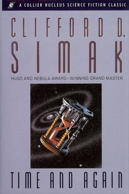Time and Again | USA, Macmillan / SFBC 1993 | Cover: Olson, Erik