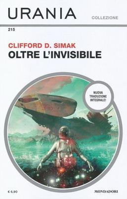 Oltre l`invisibile   Italy, Mondadori 2020   Cover: Brambilla, Franco