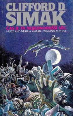 Čas je ta nejjednodušší věc | Czechoslovakia, AG kult 1992 | Cover: Páv, Libor