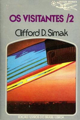Os Visitantes /2 | Portugal, Livros do Brasil 1981 | Cover: Pedro, A.