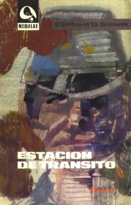 Estación de tránsito | Spain, Edhasa 1966 | Cover: Bas