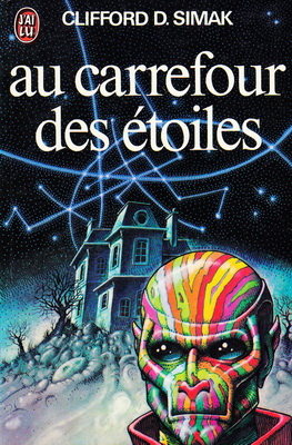 Au carrefour des étoiles | France, J`ai Lu 1978 | Cover: Caza, Philippe