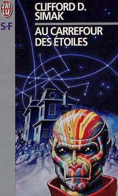 Au carrefour des étoiles | France, J`ai Lu 1997 | Cover: Caza, Philippe
