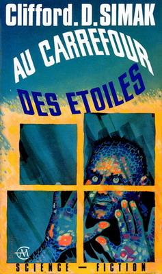 Au carrefour des étoiles | France, Albin Michel 1968 | Cover: Depouilly