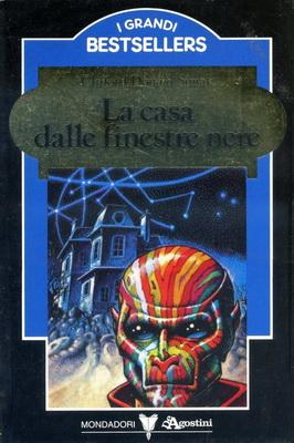 La casa dalle finestre nere | Italy, Mondadori / De Agostini 1987 | Cover: Wood, Wallace (Wally)