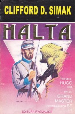 Halta | Romania, Pygmalion 1995 | Cover: Riess, Walter