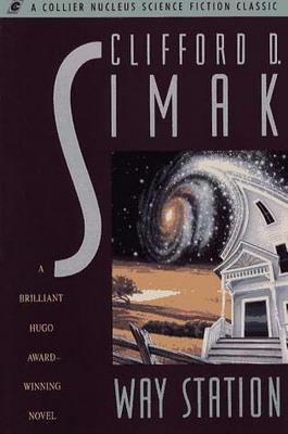 Way Station | USA, Collier Nucleus / Macmillan 1993 | Cover: Shaw, Barclay