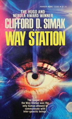 Way Station | USA, Manor Books 1975