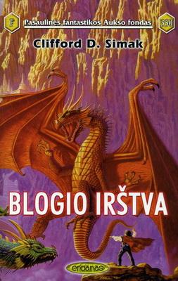 Blogio Irštva   Lithuania, Eridanas 2005   Cover: Youll, Steven