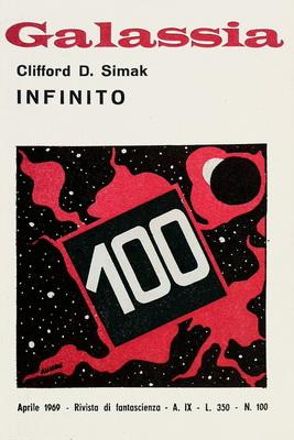 Infinito | Italy, La Tribuna 1969 | Cover: Allison