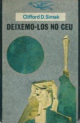 Deixemo-los no Céu | Portugal, Livros do Brasil 1967 | Cover: Freitas, Lima de