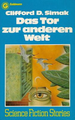 Das Tor zur anderen Welt | Germany, Goldmann 1979 | Cover: Rogner, Jürgen F.