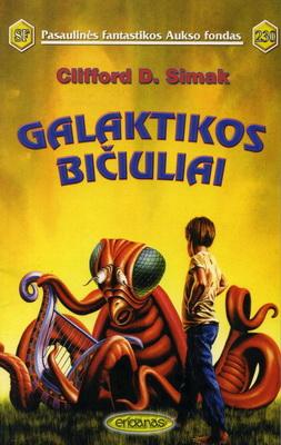 Galaktikos bičiuliai | Lithuania, Eridanas 2002 | Cover: Shaw, Barclay