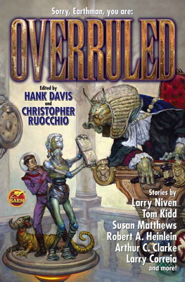 Overruled!   USA, Baen Books 2020
