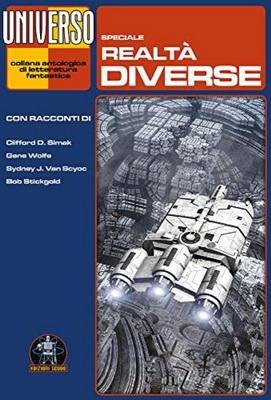 Realtà Diverse | Italy, Edizioni Scudo 2015 | Cover: Oleastri, Luca