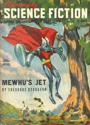 Astounding Science Fiction, Nov. 1946 | USA, Street & Smith 1946 | Cover: Timmins