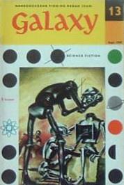 Galaxy 13, Sept. 1959 | Sweden, AB Illustrerade Klassiker 1959