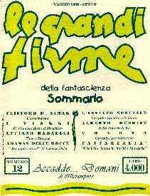 Le Grandi Firme della Fantascienza 12 | Italy, Perseo Libri 1998